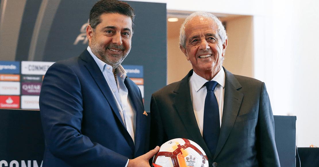 ¡Aguas! Presidente de River acusa de traicionero a Boca Juniors