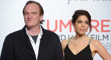 Una no es ninguna: Quentin Tarantino se casa con una modelo 20 años más joven que él