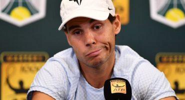 ¡Adiós, vaquero! Rafael Nadal será operado y no jugará el Masters de Londres