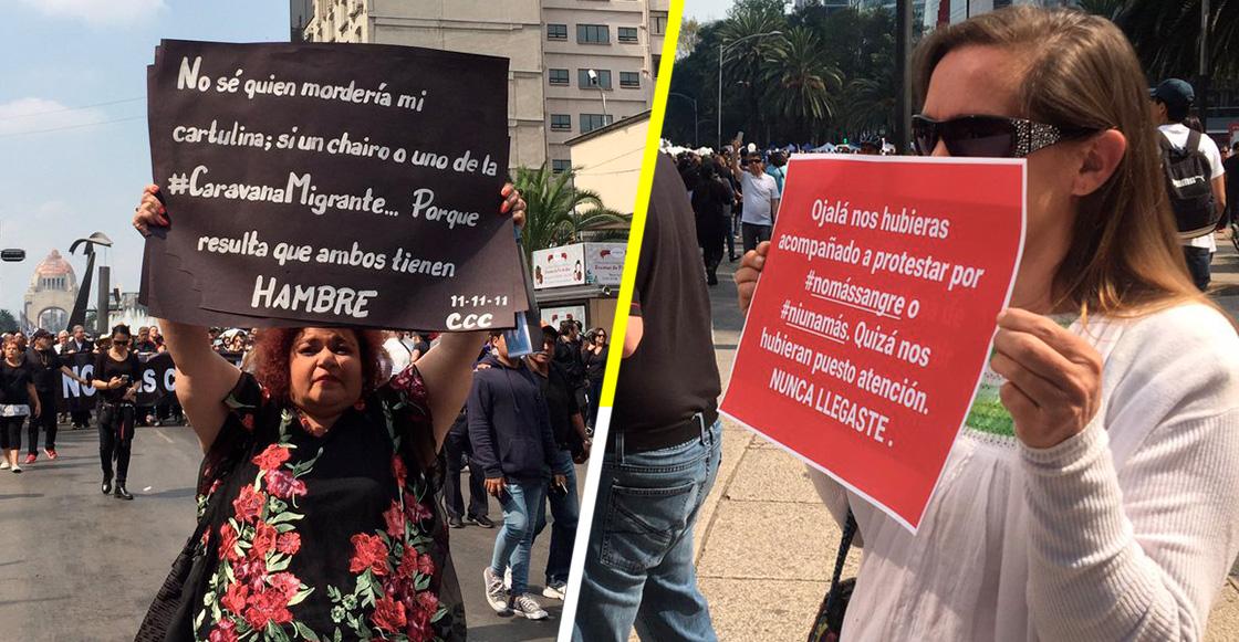 Así se dividen las opiniones en México por la llamada #MarchaFifi