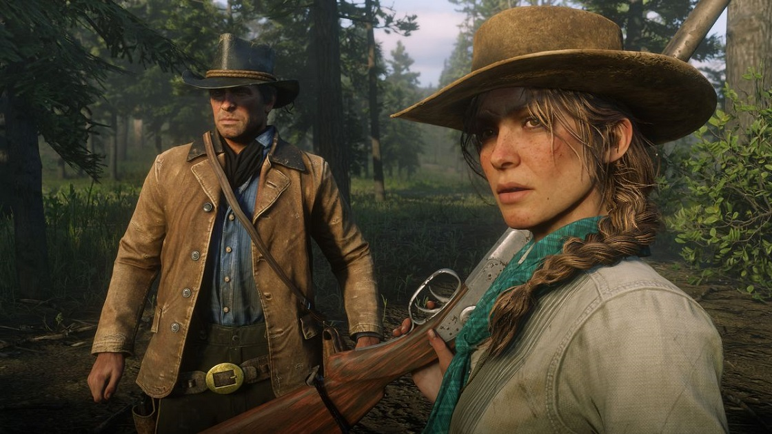 Red Dead Redemption 2 - Personajes