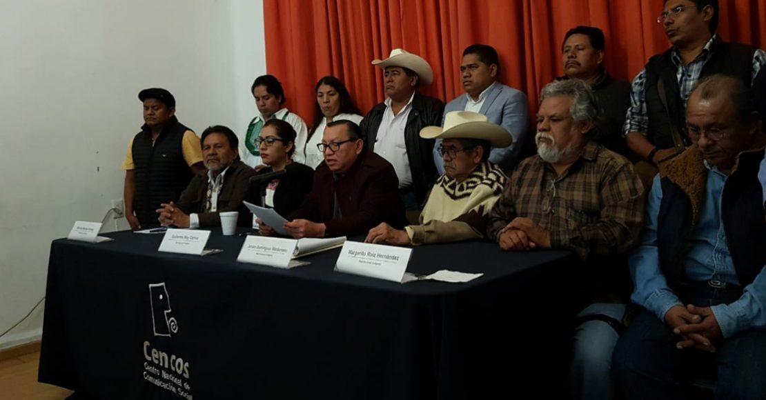Red Nacional Indígena exige consulta para pueblos y comunidades sobre Tren Maya