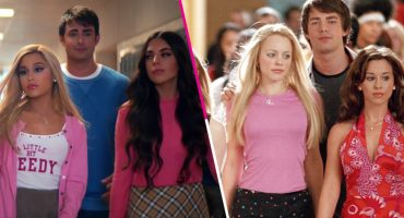 """Las 4 películas en las que Ariana Grande se basó para el video de """"thank u, next"""""""