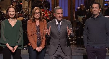 ¡Actores de The Office se reúnen en SNL para pedir un reboot!