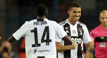 ¡CR7 ataca de nuevo! Revive el gol de Cristiano Ronaldo en el Milan vs Juventus