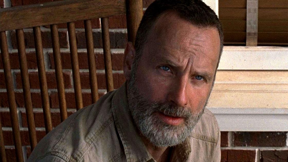 Andrew Lincoln se despide de The Walking Dead con una emotiva carta
