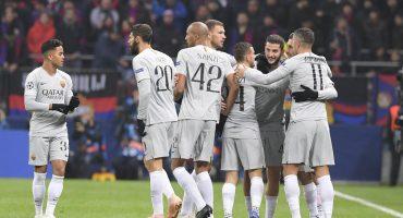 ¡Gladiadores! Roma gana en Champions League y suma 26 años sin perder contra equipos rusos