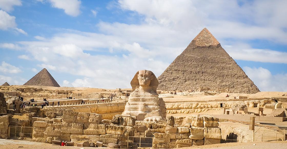 ¿Cómo se construyeron las pirámides de Egipto? Este descubrimiento podría revelarlo