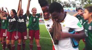 ¡Mexicanas históricas! El Tri Sub 17 Femenil va a las Semifinales del Mundial y consuela a sus rivales