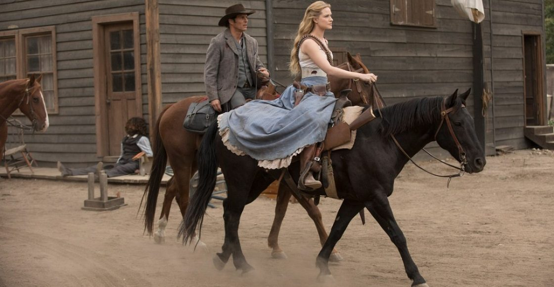 El set donde se rodó Westworld