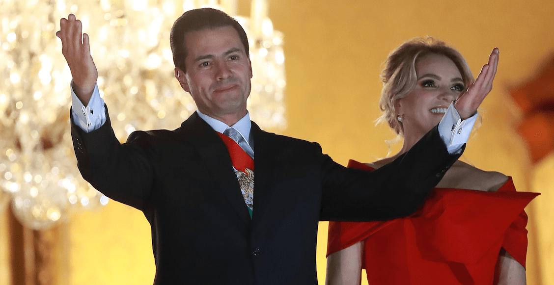 ¿Fue un mal año? No, menos, como seis: corrupción e inseguridad con EPN