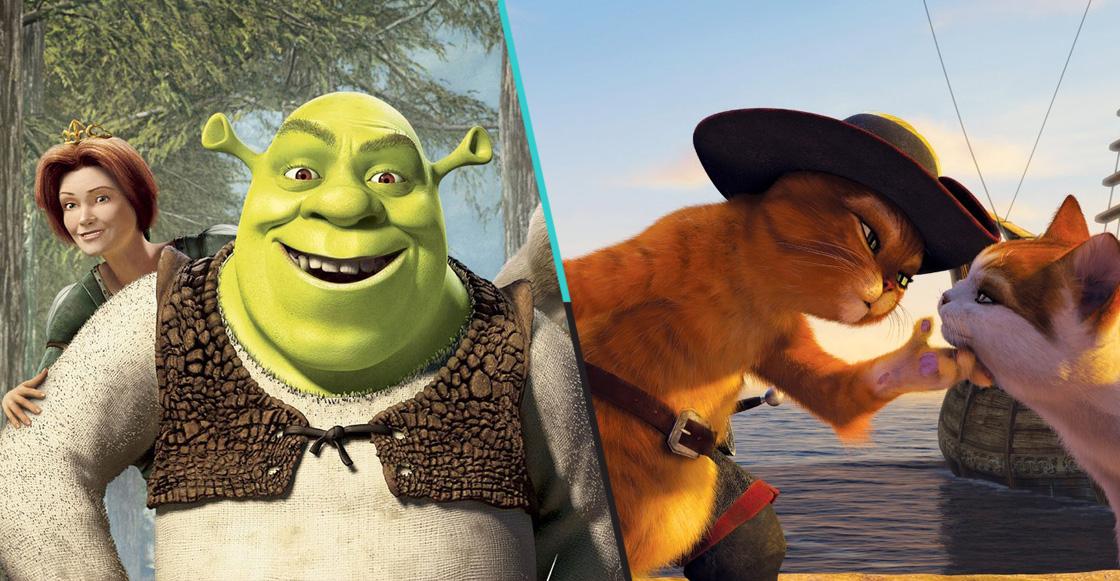 Le van a hacer reboot a las películas de Shrek