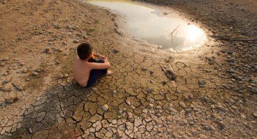360 litros de agua diaria por persona