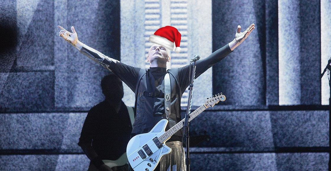 Christmas Rock! The Smashing Pumpkins podría liberar un disco navideño