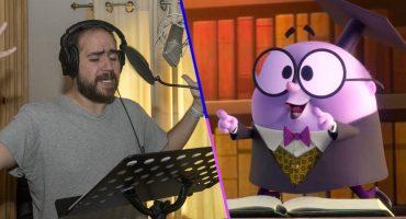 ¡Conoce las voces detrás del doblaje los personajes de la película WiFi Ralph!