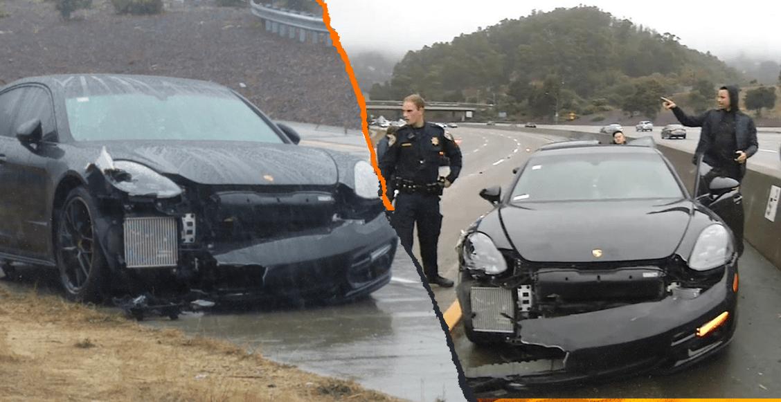 Steph Curry, involucrado en un accidente automovilístico en Oakland