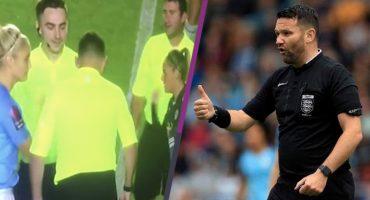 Suspenden árbitro de Premier League femenil por definir saque con 'piedra, papel o tijera'