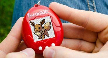 ¡CONFIRMADO! ¡Sí habrá Tamagotchi de Pokémon y será de Eevee!