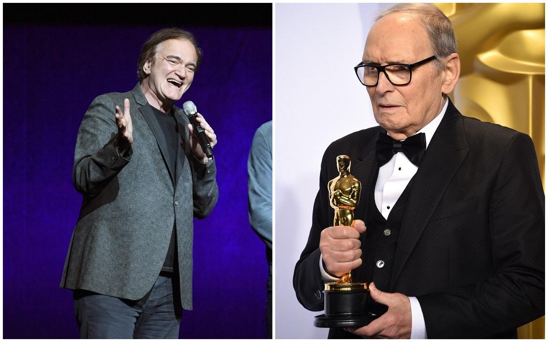Ennio Morricone habla sobre Quentin Tarantino