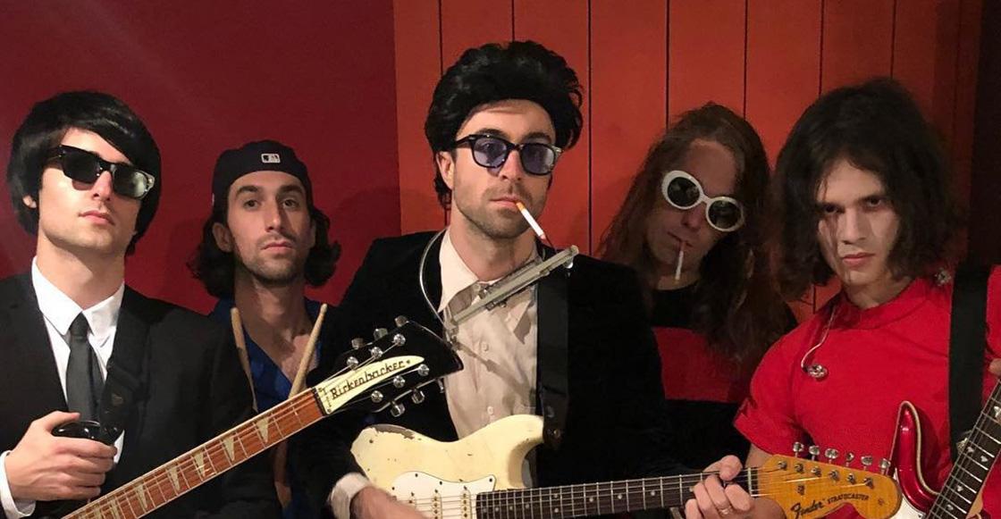 The Vaccines liberaron su nuevo single 'All My Friends Are Falling In Love'