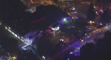 Reportan tiroteo en bar de Thousand Oaks, California, al menos 12 muertos