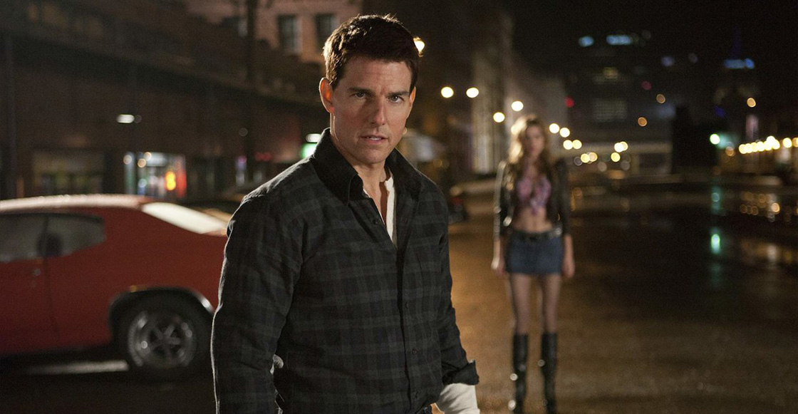 ¡Ni Tom Cruise se salva! El actor será suplido en 'Jack Reacher' por ser chaparrito