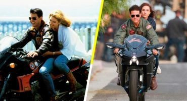 Tom Cruise recreará una escena icónica en la cinta Top Gun: Maverick