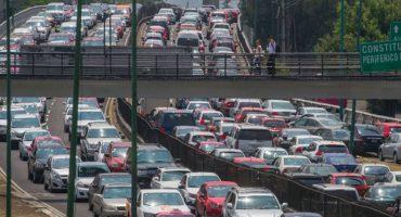 ¡Qué sorpresota! Califican a la CDMX como la ciudad con peor tráfico en el mundo