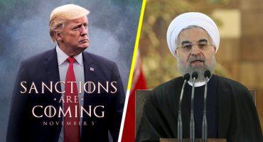 Sanctions are here: Estados Unidos restableció las sanciones en contra de Irán