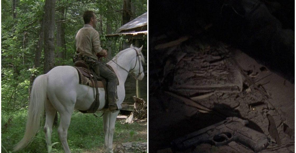 The Walking Dead - Crossover con Evil Dead