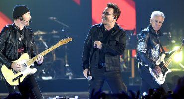 En el último concierto de su gira, Bono anuncia que U2 se ausentará un tiempo