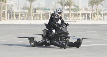 El futuro es ahora: Dubai ya quiere tener policías voladores