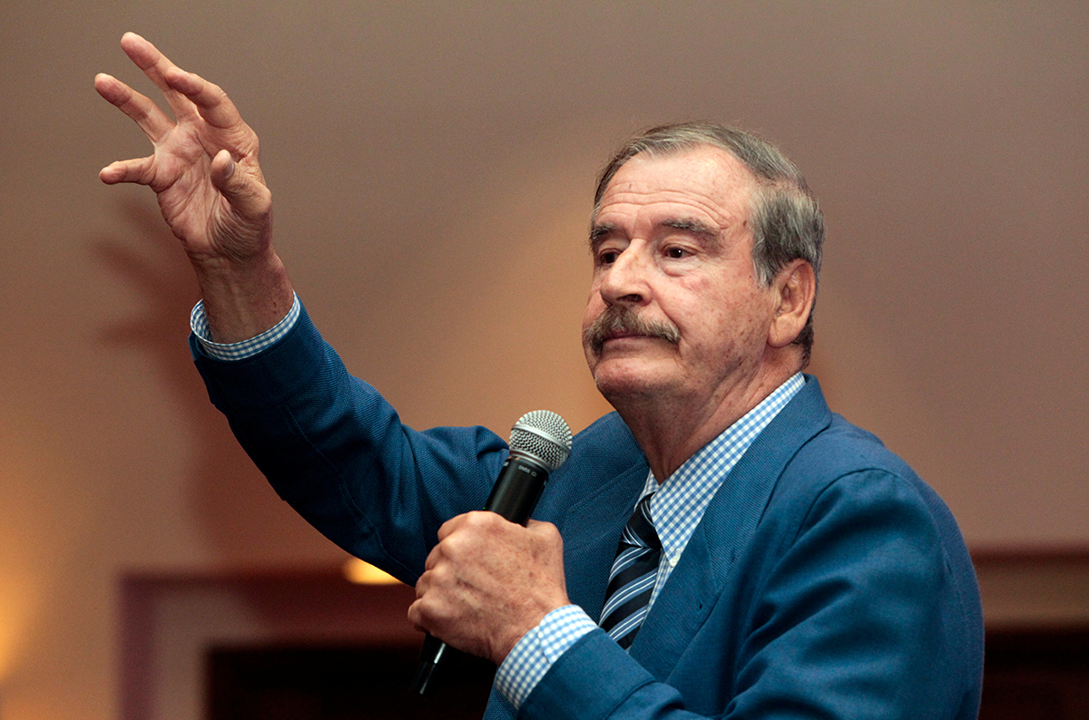 Ay Papantla: Vicente Fox aparecerá en un sketch cómico de 'Backdoor'