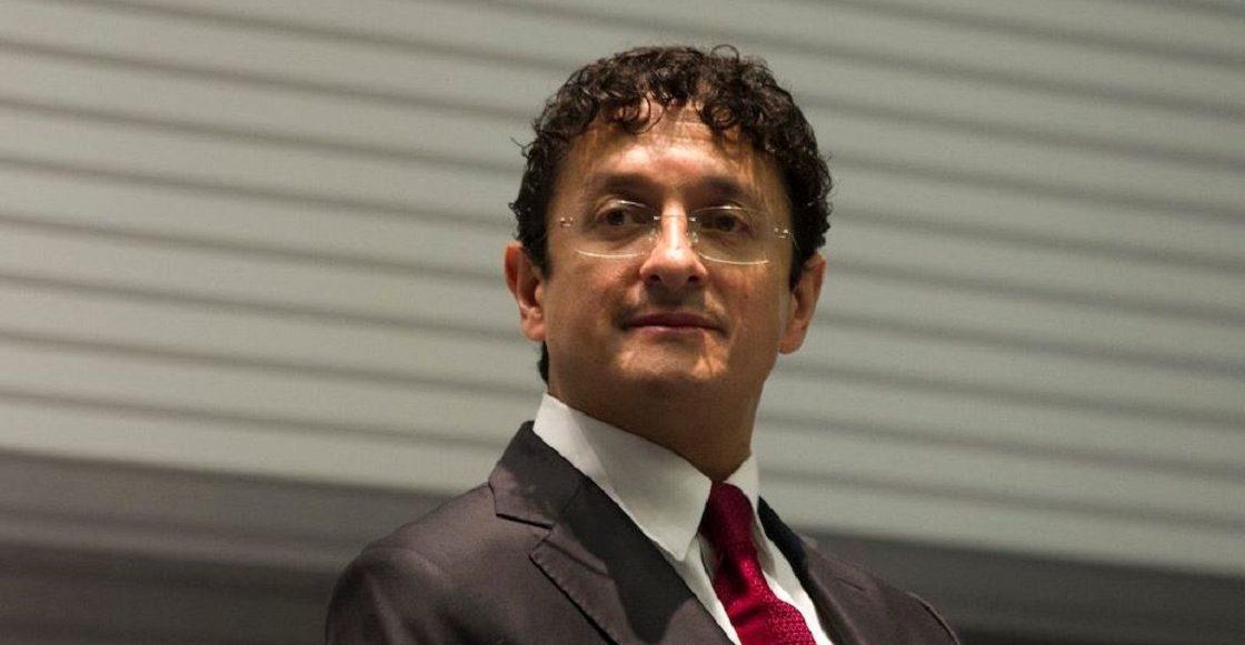 Virgilio Andrade – Ex Secretario de la Función Pública