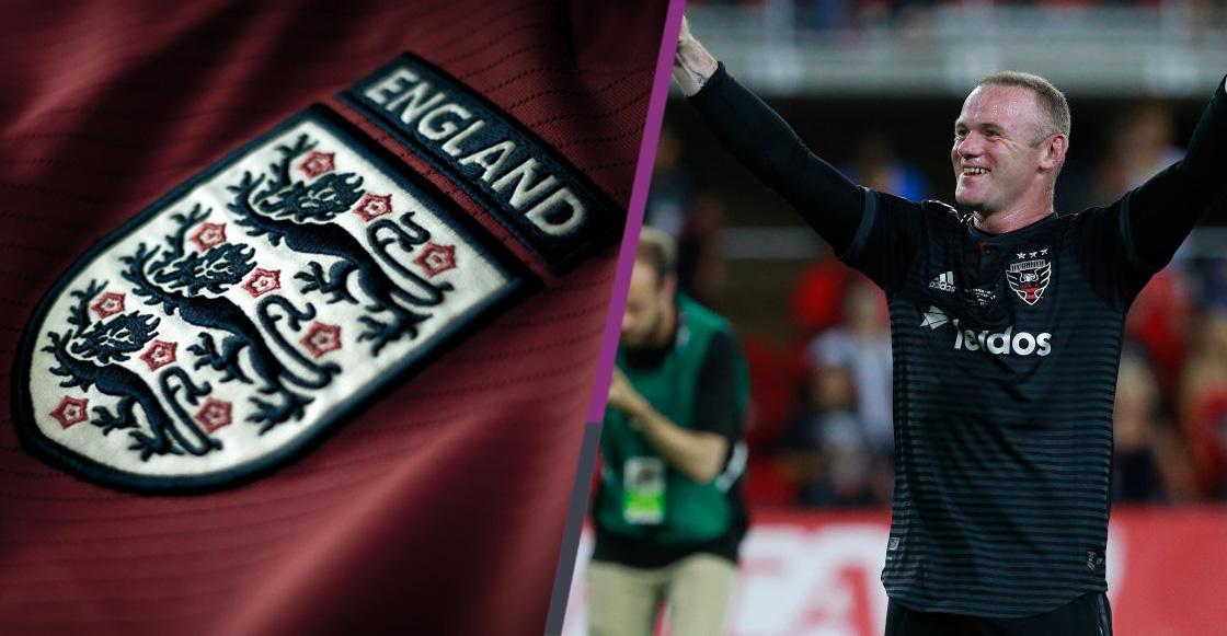 Wayne Rooney se despide de la selección inglesa