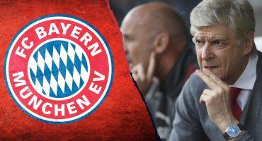 Arsene Wenger saldría del retiro para sacar de su crisis al Bayern Munich