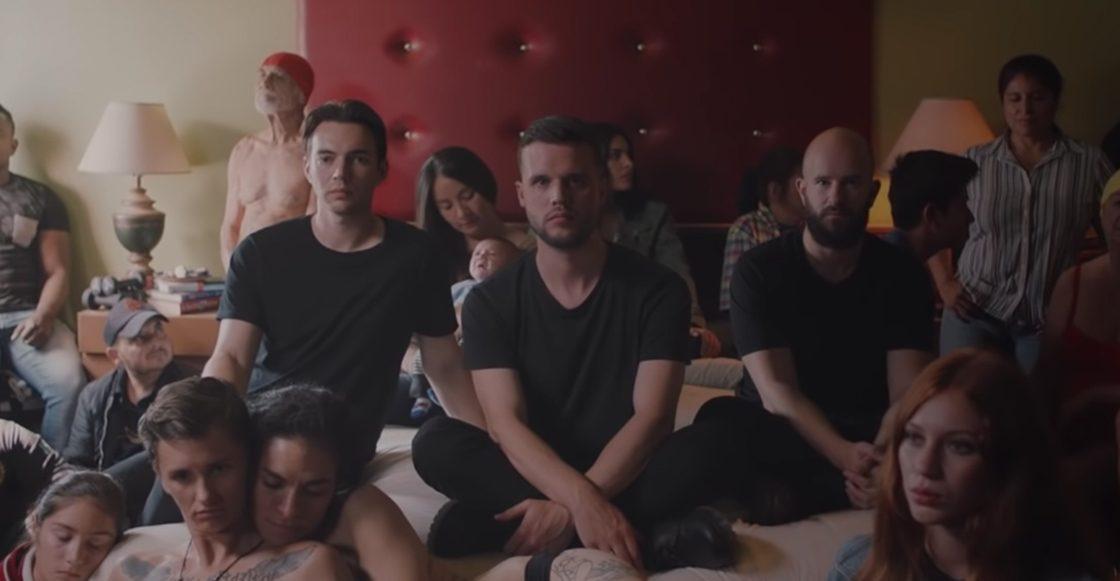 """White Lies declara su amor por México con el video de """"Believe It"""""""