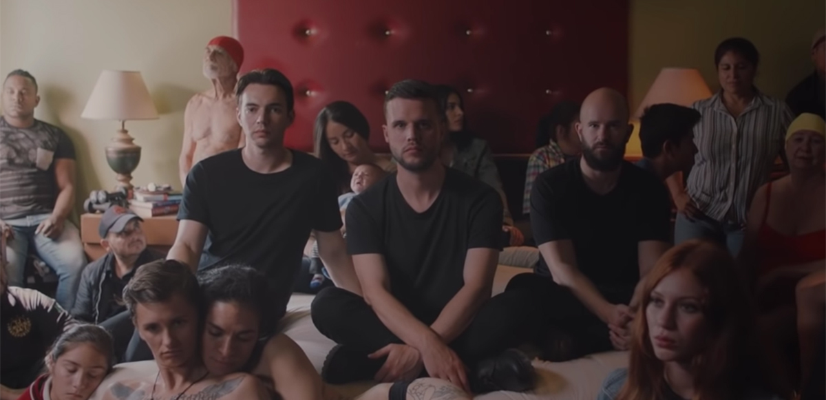 "White Lies declara su amor por México con el video de ""Believe It"""