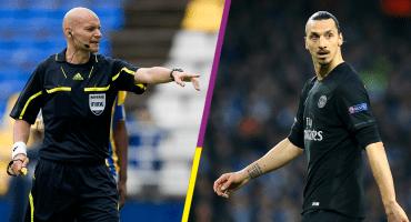 Las razones por las que Zlatan es el jugador más difícil de tratar, según un árbitro francés