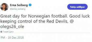 Manchester United nombró a Ole Gunnar Solskjaer como DT interino… ¡por error!