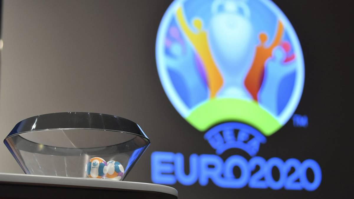 ¡Todo está listo! Así quedaron los grupos de la Eurocopa 2020