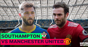 Premier League EN VIVO: Southampton vs Manchester United en la Jornada 14