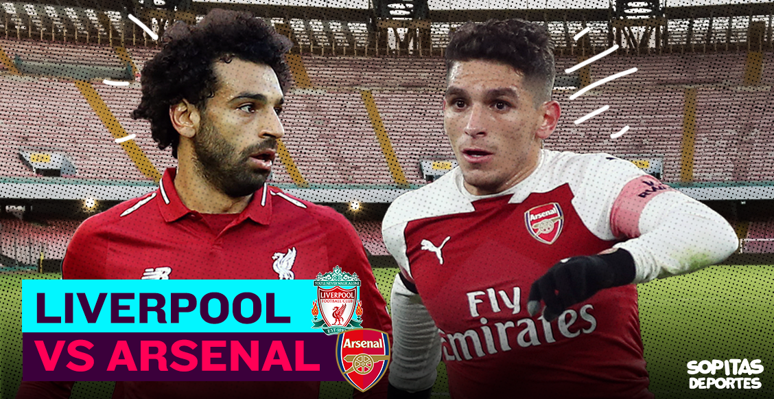 Premier League EN VIVO: Liverpool vs Arsenal librarán una battalla por la cima