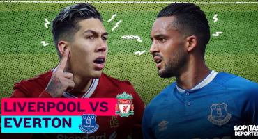 Premier League EN VIVO: Liverpool se mide al Everton en el Derbi de Merseyside