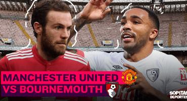 Premier League EN VIVO: El United de Solskjaer recibe al Bournemouth