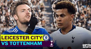 Premier League EN VIVO: Tottenham y Leiceister cierran la jornada sabatina
