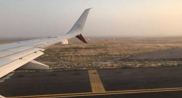 Por banco de niebla, AICM Benito Juárez suspende aterrizajes y despegues
