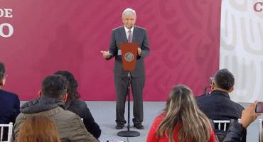 Con peras y manzanas: la primera semana de López Obrador