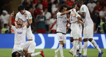 Al-Ain: Tercer equipo anfitrión que se mete a la final del Mundial de Clubes