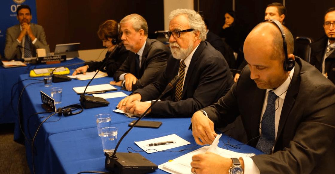 Gobierno de AMLO reconoce ante CIDH crisis de Derechos Humanos en México